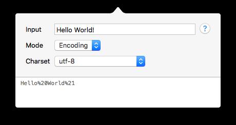 Encoding & Crypto | Paw Documentation