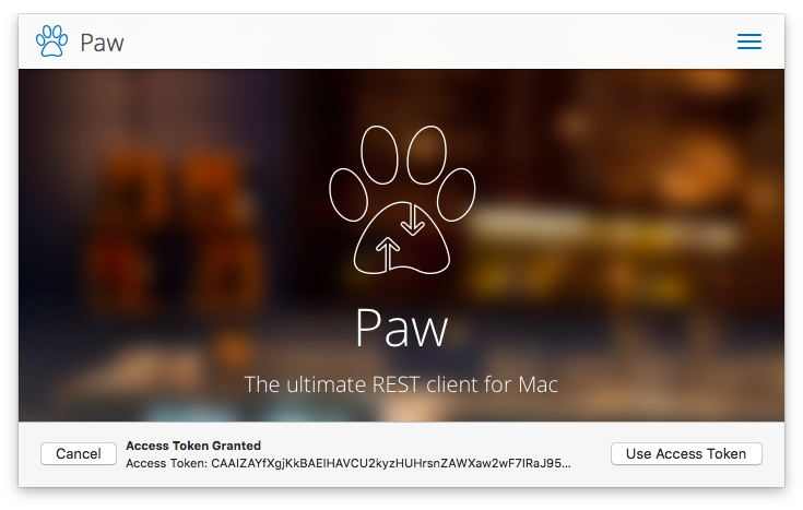 Documentation | Paw